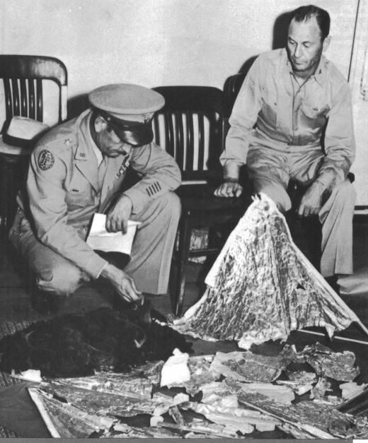 the roswell ufo crash The sequence of events was triggered by the crash of a project mogul balloon near roswell on june 14, 1947, william brazel, a foreman.