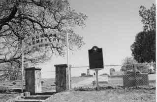Aurora TX Cemetery