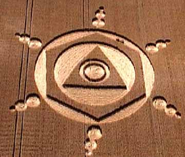 Unknown crop circles 1999