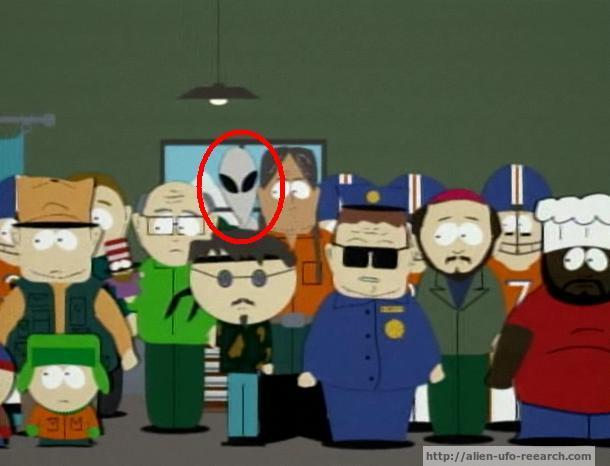 South Park Officer Barbrady