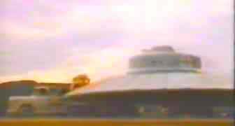 Secret Haunebu Nazzi UFO Pic