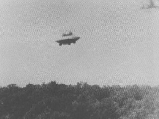 UFO Sightings Early UFO Picture UK
