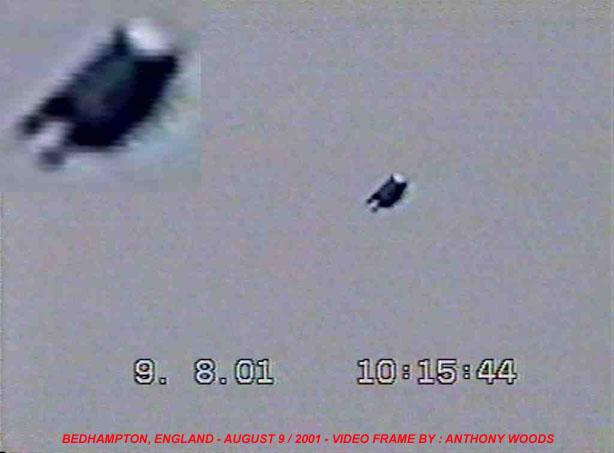 Strange UFO Picture
