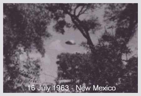 UFO in New Mexico