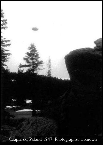 UFO in Poland
