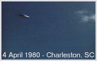 UFO Charleston SC