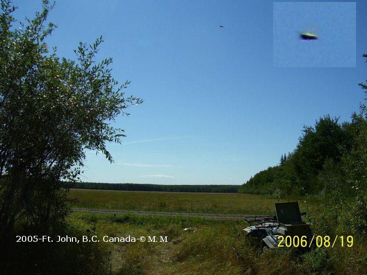 UFO Canada