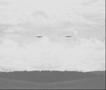 Two UFOs