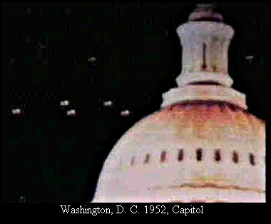 Washington DC UFO's