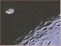 Apollo 16 UFO Saucer