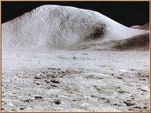 Mount Hadley Saucer Moon