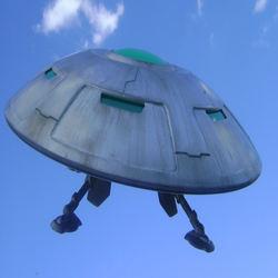 Fake UFO Picture