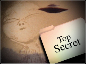 Top Secret Alien Files