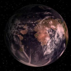 Planet Gliese 581 d