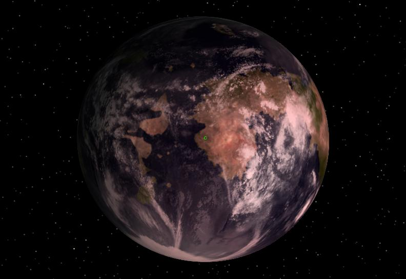 gliese 581g to earth comparison - photo #27