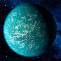 Planet kepler 22b
