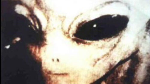 Alien Close Up