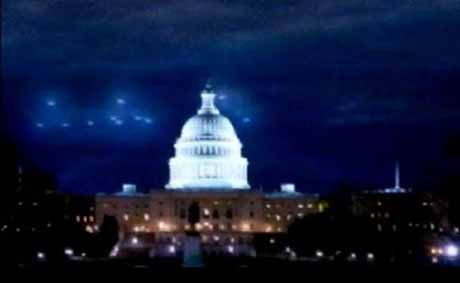One of the most witnessed ufo sightings took place in one of the last