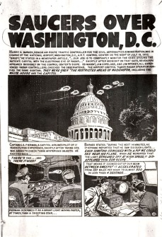 DC Saucer Paper