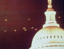 UFOs Over Washington DC Fleet