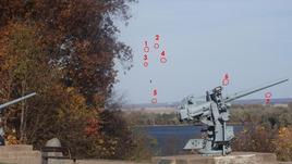 Mississippi UFO Pic