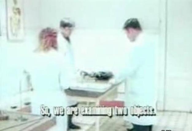 Russian Alien Autopsy
