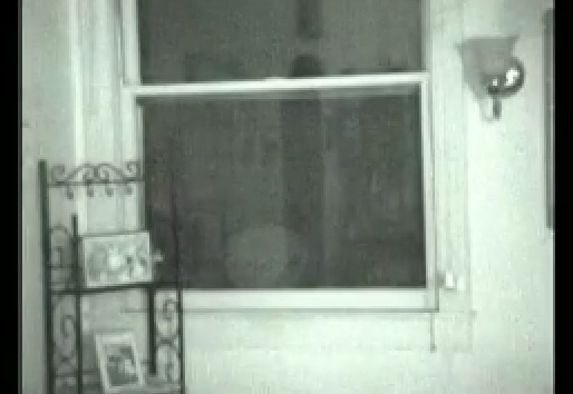 Alien in Window